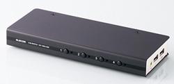 ELECOM(エレコム) KVM-DVHDU4