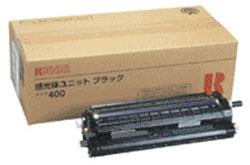【純正品】リコー 感光体ユニット ブラック タイプ400 509447