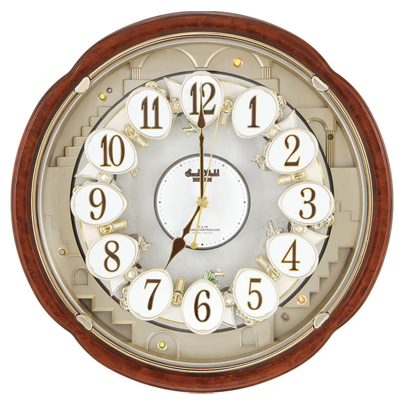 リズム時計工業 4MN480RH23