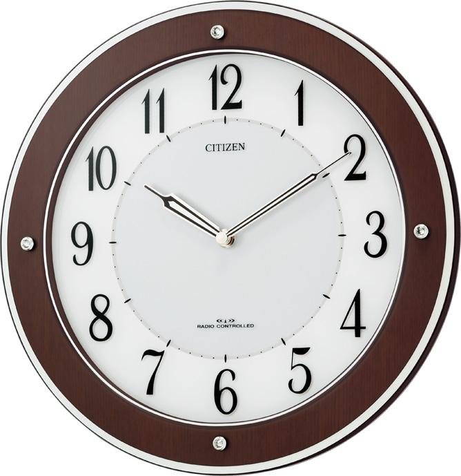 リズム時計工業 4MY825-007