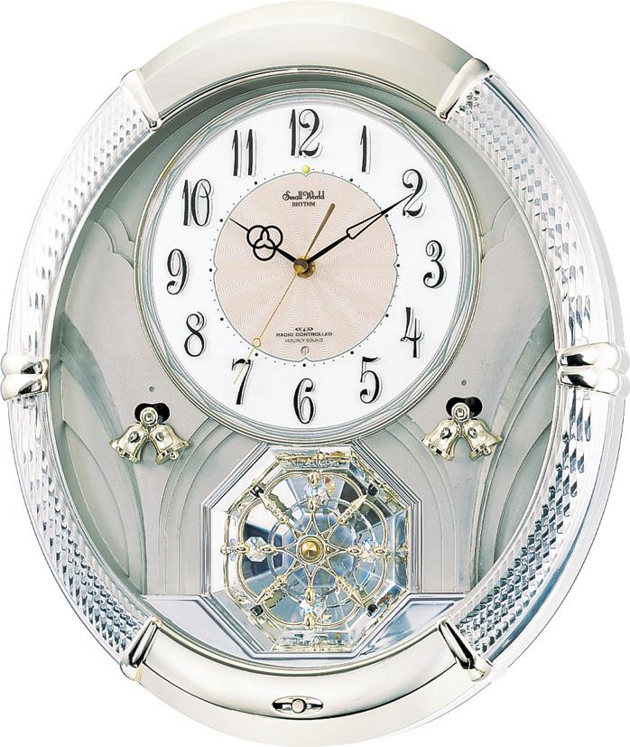 リズム時計工業 4MN430RH18