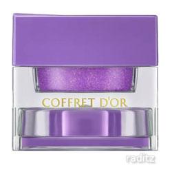 多彩な光色がゆらぎ立体感を演出するアイ 商店 フェイス コフレドール 3Dトランスカラー アイ 大人気! フェイス# PU64 COFFRET カシスグレープ カネボウ Kanebo DOR 3.3g パープル系