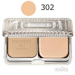 肌の品格を際立たせるパウダーファンデーション AQミリオリティ トリートメント パウダーファンデーション レフィル # 302 DECORTE 贈呈 AQ MELIORITY コスメデコルテ 豊富な品 11g オークル