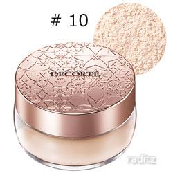 しっとり肌に溶けこむフェイスパウダー ベースメイク フェイスパウダー# 10 安心と信頼 ミスティベージュ DECORTE Base コスメデコルテ 20g Makeup 全品最安値に挑戦
