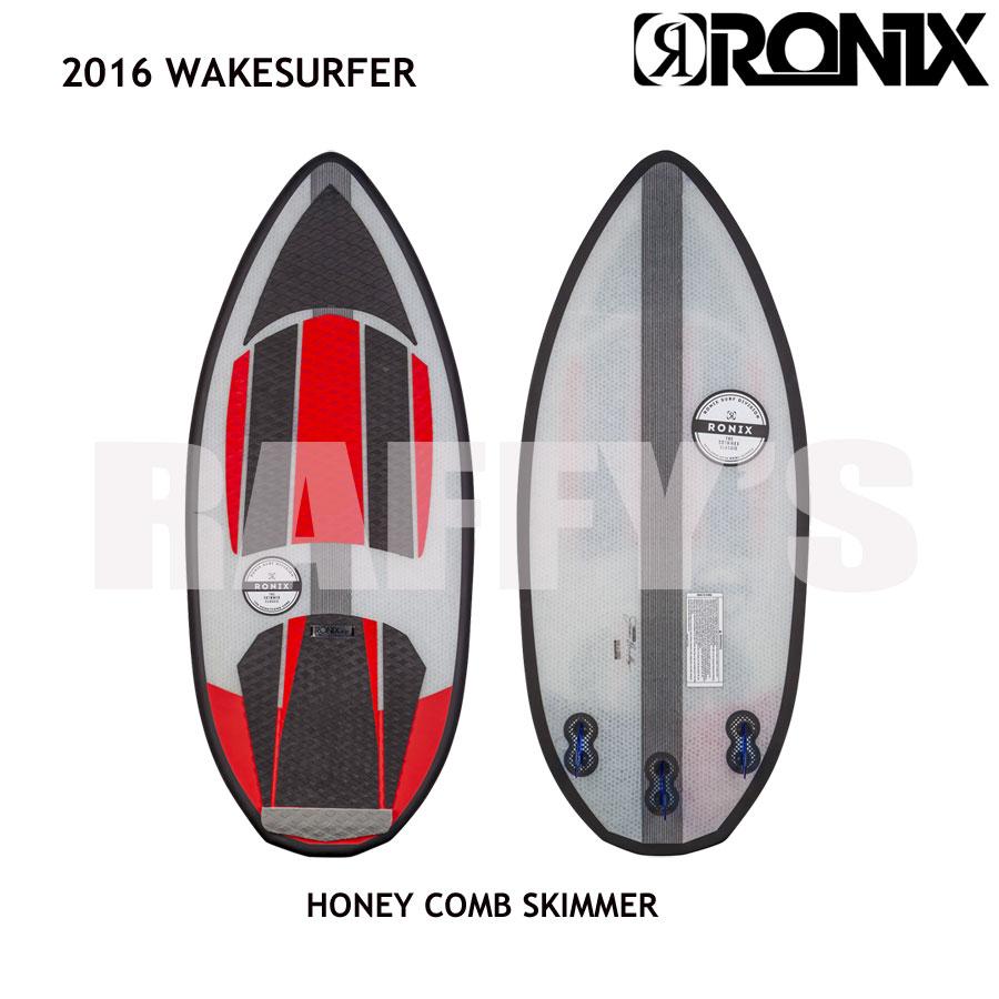 RONIX ロニックス 2016 ウェイクサーフィン Honeycomb Surf Skimmer 4'8