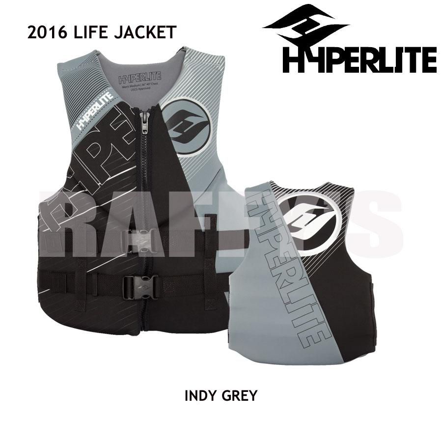 Hyperlite Men/'s Indy Neo Vest XL Gray