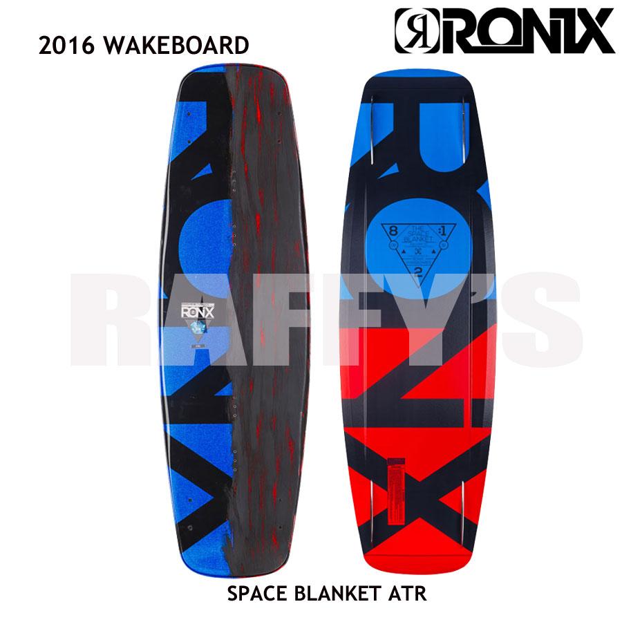 2016 RONIX ロニックス Space Blanket ATR Edition 137cm