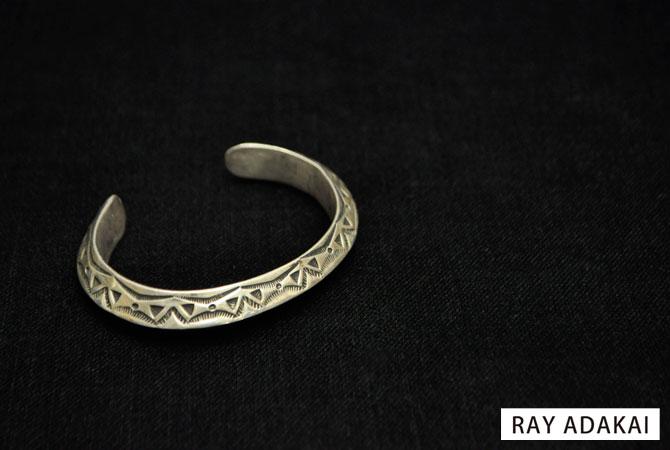 RAY ADAKAI / レイ・アダカイ Triangle Brac(M-A) 【送料無料】