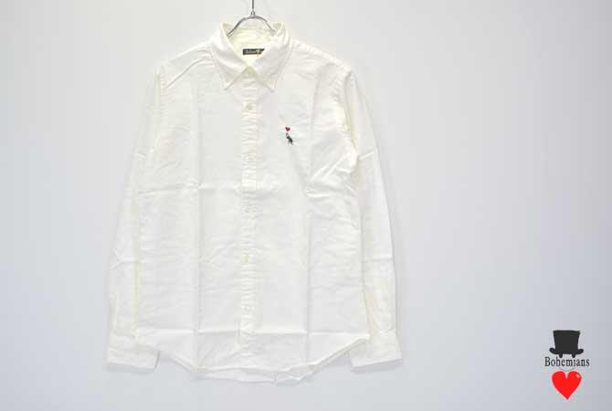 Bohemians/ボヘミアンズ BD L/S Shirts (OX) 送料無料