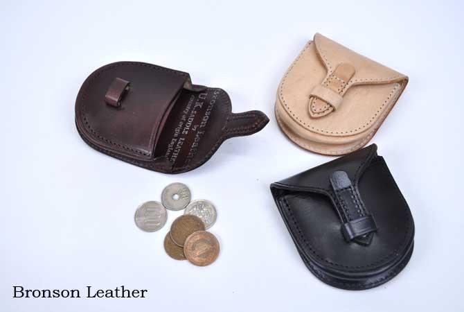 Bronson Leather/ブロンソンレザー Coin Case小銭入れ コインケース レザー