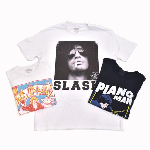 クラシカルなアメリカを感じさせてくれるブランドTシャツ AMERICAN 新作からSALEアイテム等お得な商品 正規激安 満載 CLASSICS アメリカンクラシックス 正規代理店 BILLY LEPPARD DEF SLASH JOEL