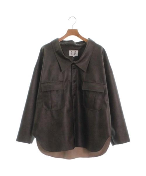 RICE NINE TEN ライスナインテンカジュアルシャツ メンズ【中古】 【送料無料】