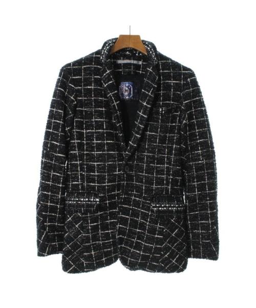 FranCisT MOR.K.S. フランシストモークスカジュアルジャケット メンズ【中古】【送料無料】