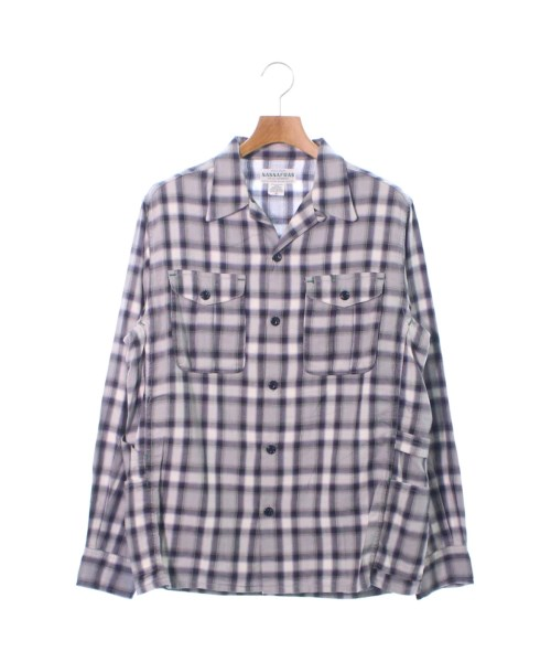 SASSAFRAS ササフラスカジュアルシャツ メンズ【中古】 【送料無料】