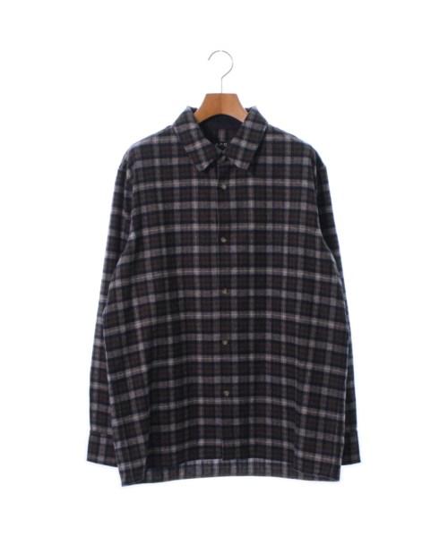 A.P.C.(メンズ) アーペーセーカジュアルシャツ メンズ【中古】 【送料無料】