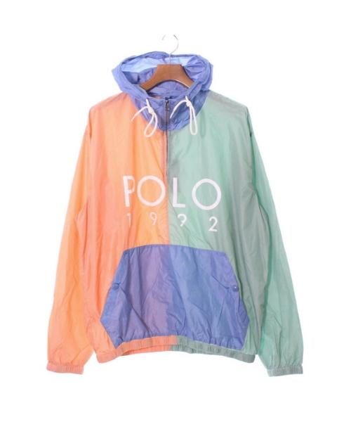 Polo Ralph Lauren (メンズ) ポロラルフローレンマウンテンパーカー メンズ【中古】 【送料無料】