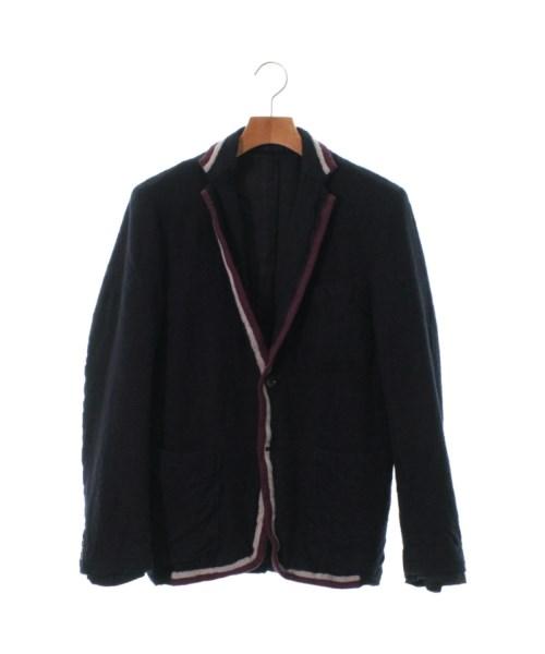 ≪ジャケット≫ COMME des GARCONS HOMME 当店一番人気 メンズ コムデギャルソンオムテーラードジャケット 激安超特価 中古 送料無料