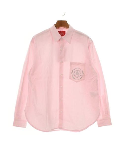 Vivienne Westwood RED LABEL ヴィヴィアンウエストウッドレッドレーベルカジュアルシャツ レディース【中古】【送料無料】