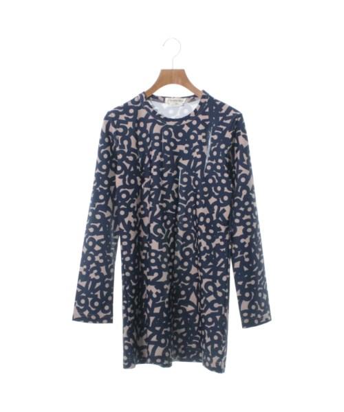 ≪Tシャツ カットソー≫ COMME des GARCONS 中古 テレビで話題 コムデギャルソンTシャツ 送料無料 レディース カットソー 迅速な対応で商品をお届け致します