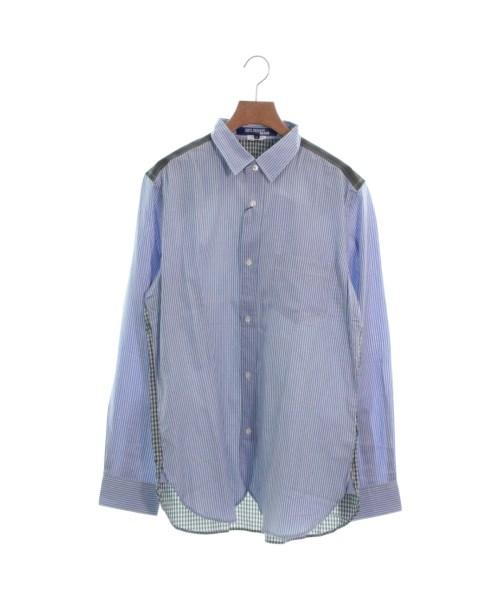 ≪シャツ≫ 爆買い送料無料 JUNYA 公式ショップ WATANABE MAN メンズ 送料無料 中古 ジュンヤワタナベマンカジュアルシャツ