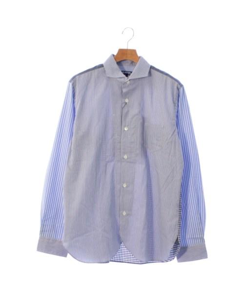 ≪シャツ≫ お見舞い 新商品 JUNYA WATANABE MAN ジュンヤワタナベマンカジュアルシャツ メンズ 中古 送料無料