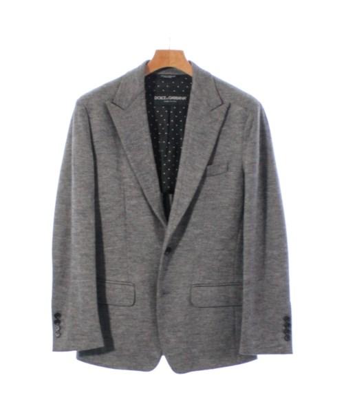 ≪ジャケット≫ DOLCEGABBANA ドルチェ ガッバーナテーラードジャケット 公式ショップ 中古 送料無料 通販 激安 メンズ