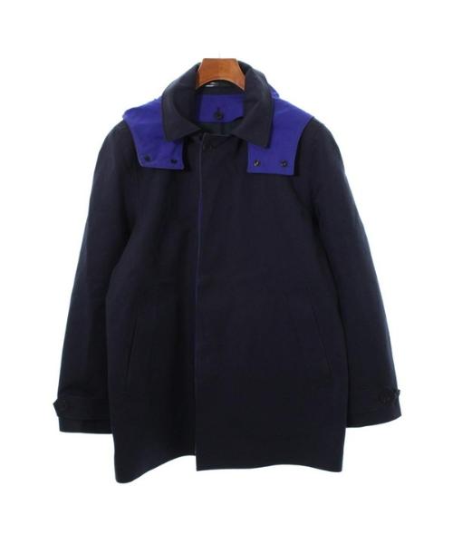 KENZO ケンゾーステンカラーコート メンズ【中古】 【送料無料】