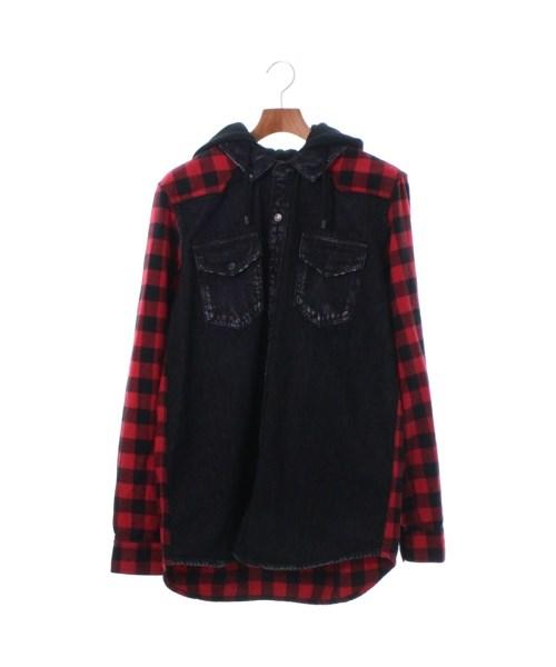 MARCELO BURLON マルセロバーロンカジュアルシャツ メンズ【中古】 【送料無料】