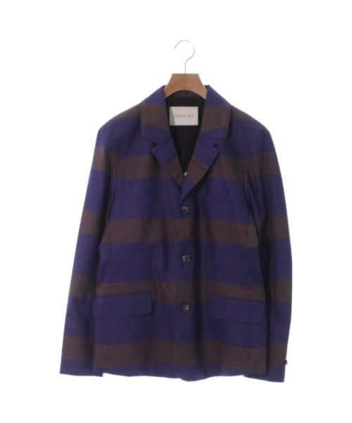≪ジャケット≫ ついに再販開始 TONSURE トンシュアテーラードジャケット 送料無料 メンズ 倉庫 中古