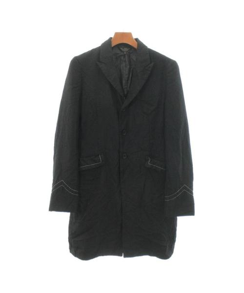 BLACK COMME des GARCONS ブラックコムデギャルソンコート(その他) メンズ【中古】 【送料無料】