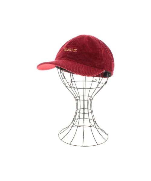 ≪帽子≫ Supreme シュプリームキャップ 新色追加して再販 送料無料 激安通販ショッピング メンズ 中古