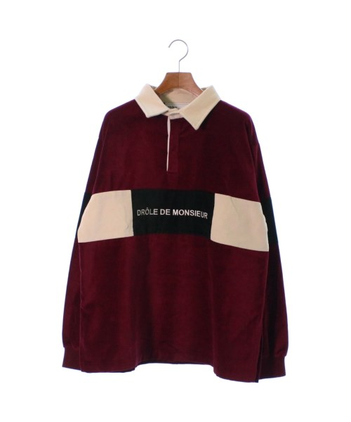 DROLE de MONSIEUR ドロールドムッシュポロシャツ メンズ【中古】 【送料無料】