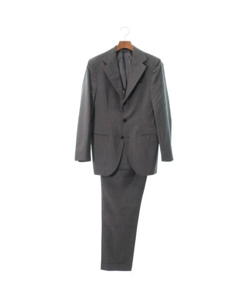 ≪セットアップ スーツ≫ Errico Formicola エリコフォルミコラビジネス 送料無料 中古 年中無休 メンズ NEW ARRIVAL