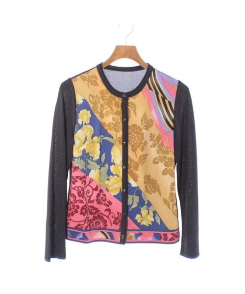 LEONARD FASHION レオナール ファッションカーディガン レディース【中古】 【送料無料】