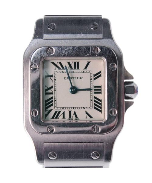 Cartier *JW カルティエ腕時計 レディース【中古】 【送料無料】