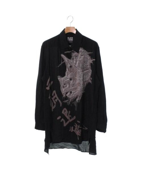 BLACK scandal yohji yamamoto ブラックスキャンダルヨウジヤマモトカジュアルシャツ メンズ【中古】 【送料無料】