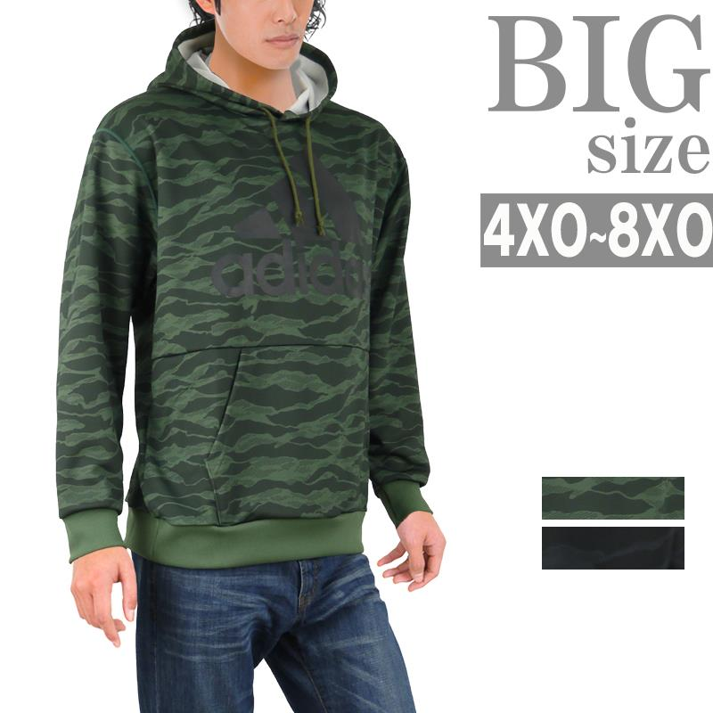 low priced 653d1 c88f3 Parka adidas big size men Adidas pullover parka camouflage camouflage  C300925-06