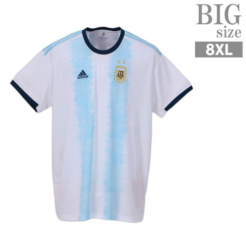 adidas サッカー ユニフォーム 大きいサイズ メンズ アルゼンチン トレーニング アディダス C010528-14