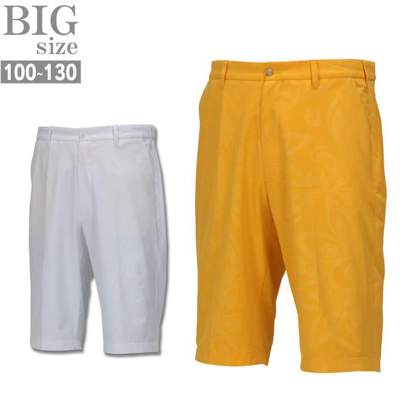ストレッチハーフパンツ LOUDMOUTH ゴルフパンツ ハーフパンツ 大きいサイズ メンズ C010416-10