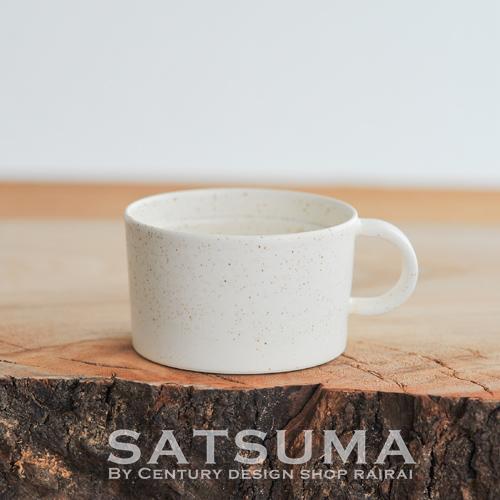 Coffe Cup S 売り込み White Sprinkle 有田焼創業400年目に生まれたNEWブランド 2016 新着 有田焼 陶磁器 Sサイズ ホワイト BIG-GAME コーヒーカップ