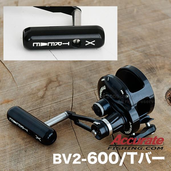 Gear-Lab Accurate Valiant 2スピードモデル BV2-600NNT 【Tバー】【EXロングハンドル】アキュレート/バリアント【着後レビューでプレゼント】