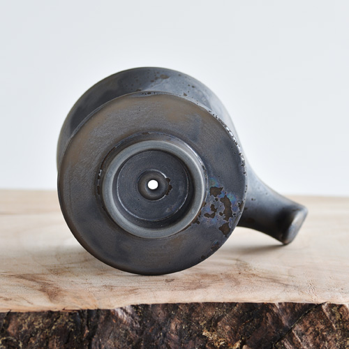 ONE KILN CERAMICS/COFFEE DRIPPER(TRAPEZOID)ASH/wankirunkohidorippa梯形