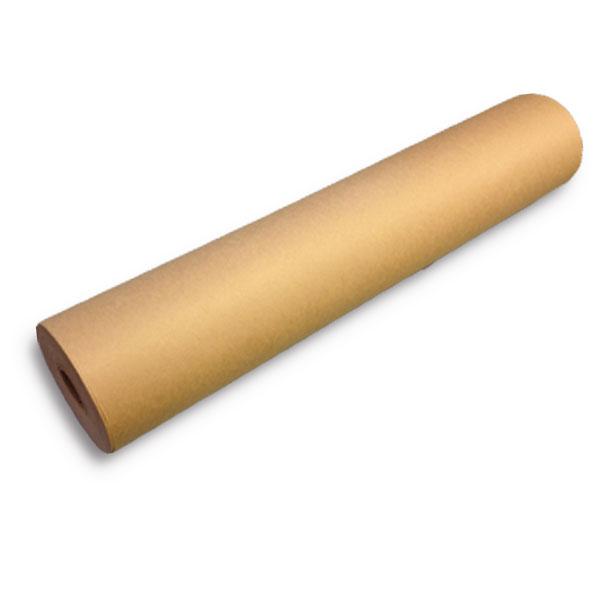 クラフト用紙 梱包用品 包装紙 【送料無料】クラフト紙 605mm×100m 1本セット 厚口(75g) クラフトロール