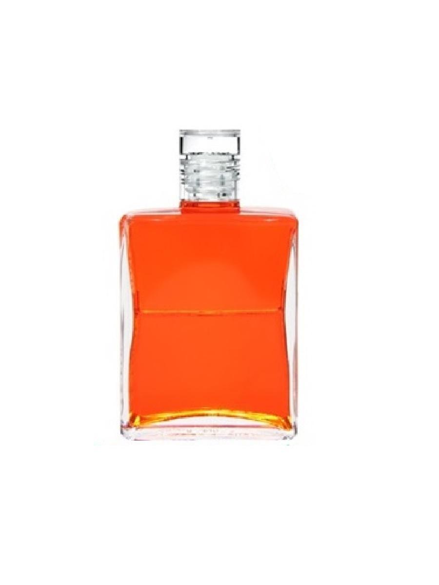 オーラソーマ ボトル 26番 ショックボトル / エーテルレスキュー / ハンプティ・ダンプティ イクイリブリアムボトル(オレンジ/オレンジ)(50ml)レインボーカラーズ