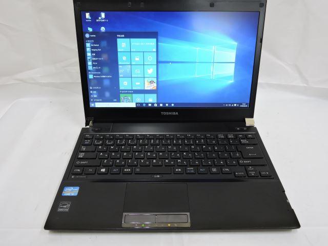 あす楽対応 即日発送可 訳あり 13.3w型東芝 dynabook R732/H Win10 64 pro /三世代Core i5/4G/SSD 256G/無線/Bluetooth/リカバリー領域/KingSoft office 2016【中古ノートパソコン 中古パソコン office付き】