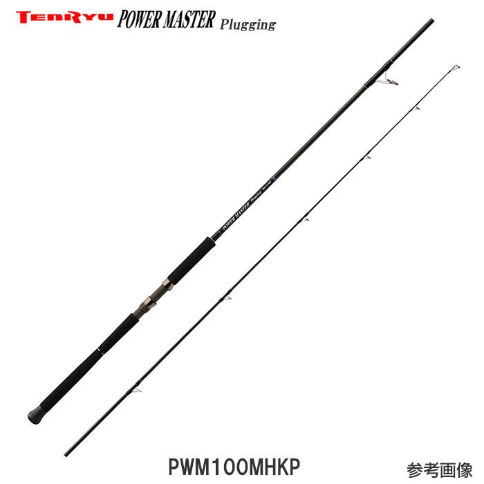テンリュウ パワーマスター プラッキング PWM100MHKP スピニング 2ピース