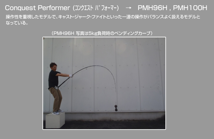 テンリュウ パワーマスター ヘビーコア PMH96HH ショアジギング ショアプラッキング  スピニング 2ピース