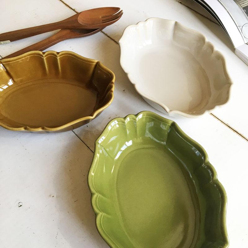 スタジオエム 食器 studiom スタジオM 器 うつわ おうちカフェ おうちごはん 製菓うちカフェ utsuwa 低価格化 深皿 カレー皿 オーブン ラコットクルンプリS スタジオm 期間限定特価品 耐熱皿 シンプル 瀬戸焼 グラタン皿