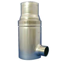雨水コレクターGS90 【雨水利用】【雨水タンク】【取水器】