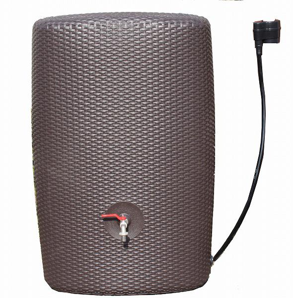 ドイツ製・網目模様の薄型・大容量の雨水タンク・ゴーギャン【雨水タンク】【雨水利用タンク】